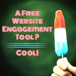 website engagement tool