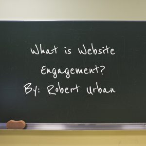 website engagement
